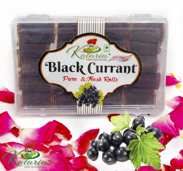 Black Currant Roll