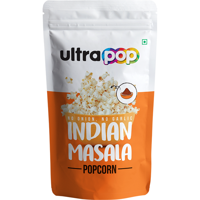 Ultrapop Indian Masala Popcorn
