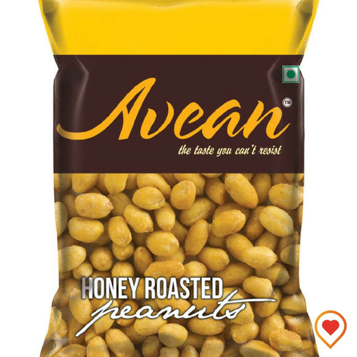 Honey Roasted Peanuts-(400 g, Pack of 4)