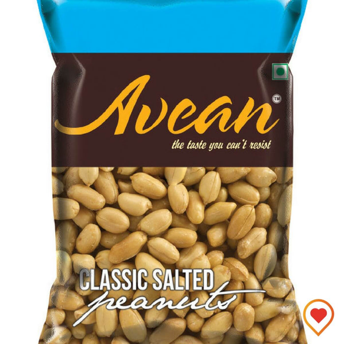 Classic Salted Peanuts-(400 g,Pack of 4)