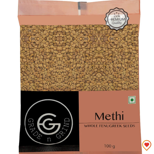 Methi (Fenugreek Seeds)