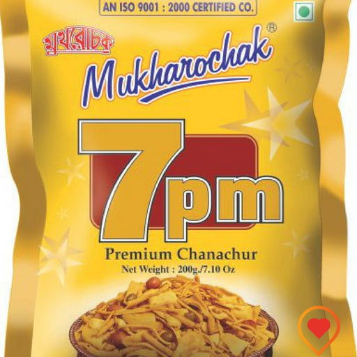 Chanachur/ Mixture. Premium variety of papri chanachur enriched with more refined ingredients & spices to give a mild yet better taste. Every mouthfull cruch will give you a very royal mughlai flavour