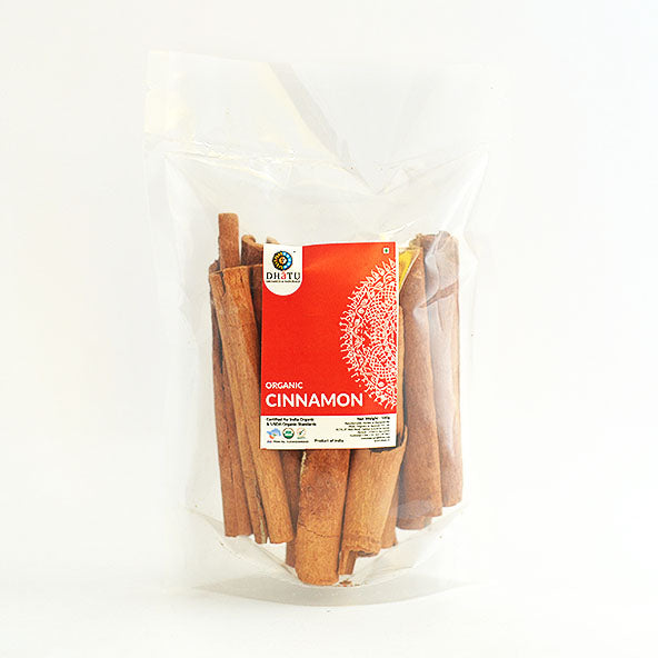 Organic Cinnamon Whole