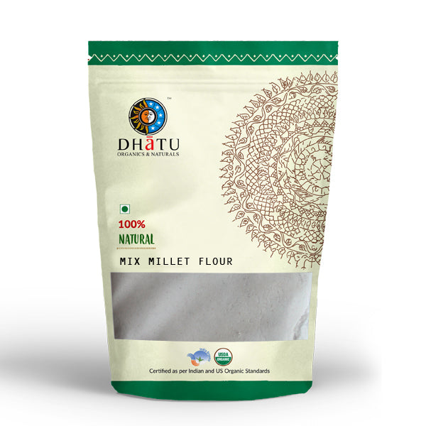 Mix Millet Flour - Diabetic Friendly & Gluten Free