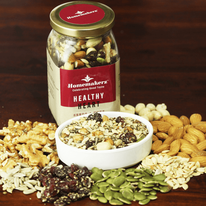 Homemakerz Healthy Heart Seeds & Nuts