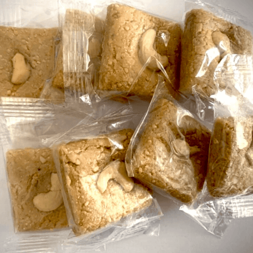 Cashew Energy Bar (Chikki)