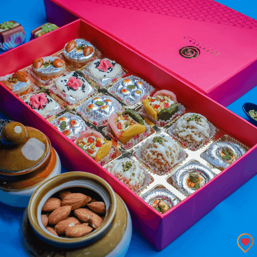 Parivar - Exotic Sweet Box
