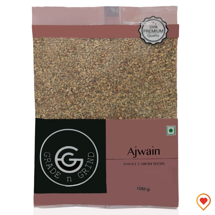 Ajwain (Carrom Seeds)