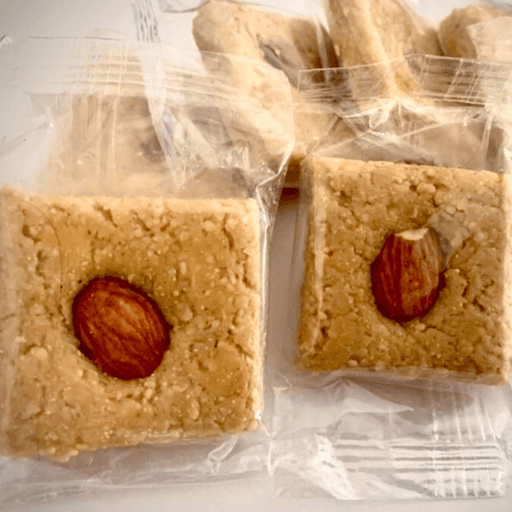 Almond Energy Bar (Chikki)