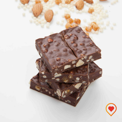 Almonds Crunch chocolates - Foodwalas.com