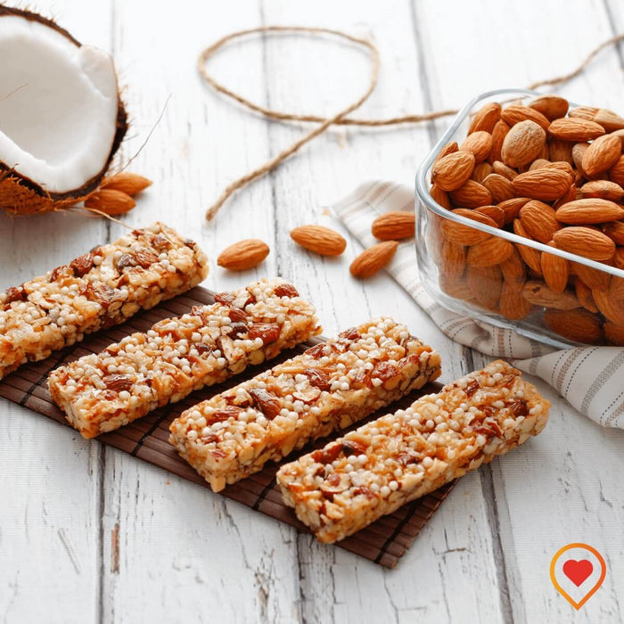 Almond Health Bar