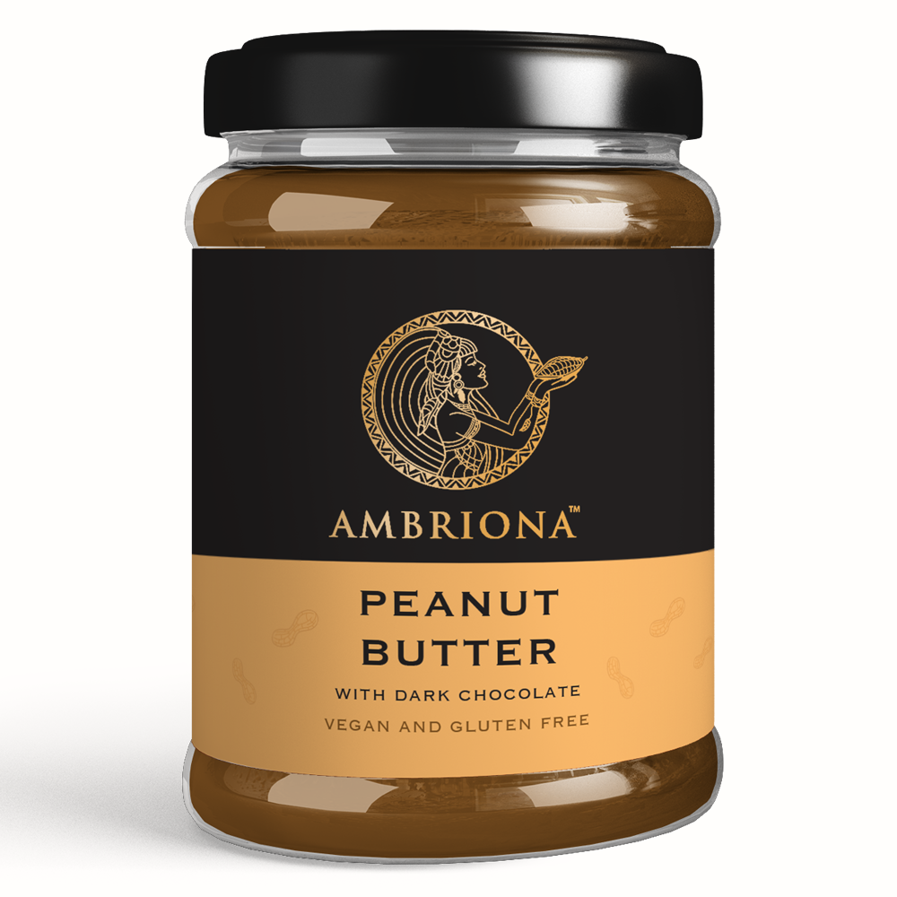 Ambriona Butter - Peanut with 45% Dark Chocolate