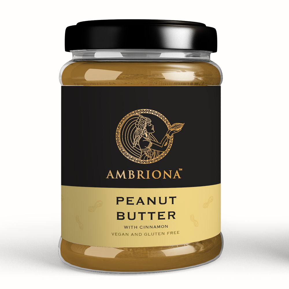 Ambriona Butter - Peanut with Cinnamon