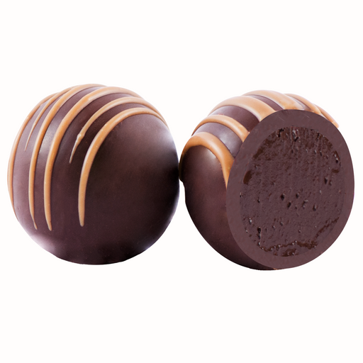 Ambriona Truffle - Ginger Ganache, (Box of 12)