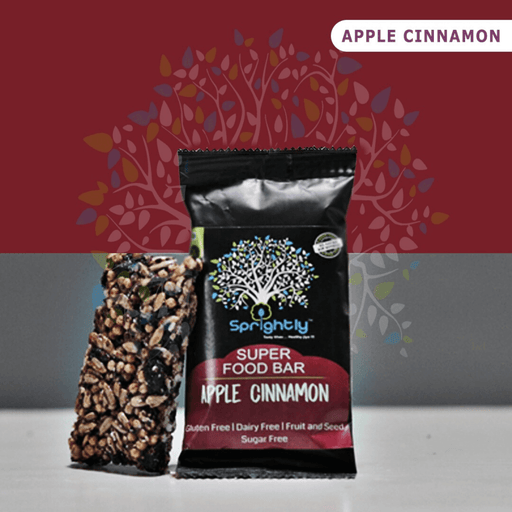 Apple N Cinnamon Bar