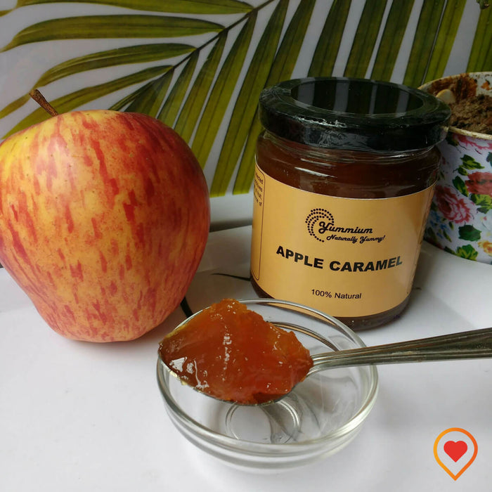 Caramel Apple Spread