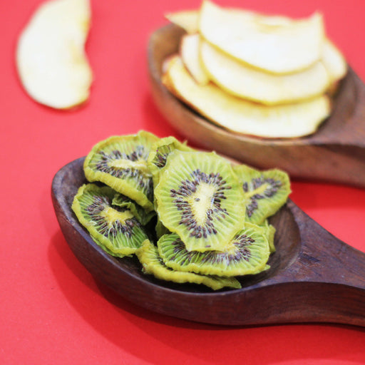 Dried Fruits Combo : Apple Chews + Dried Kiwi
