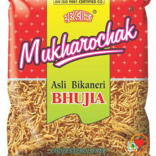 Authentic taste of Rajasthani's bikaneri bhujia.Munch this anytime,anywhere, at teatime or breakfast, lunch or dinner