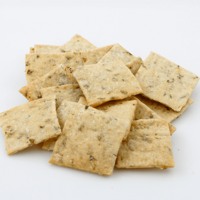 Baked Herb Crackers