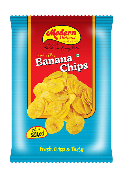 Modern Kitchens Banana Chips (Salted)