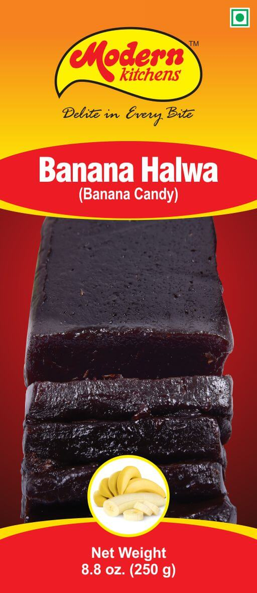 Modern Kitchens Banana Halwa