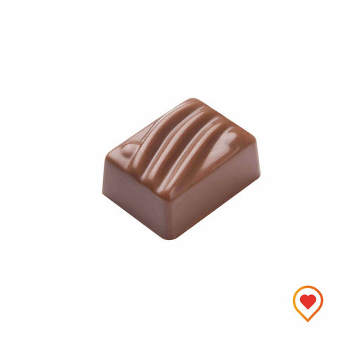 This full flavoured Belgian Chocolate is made with 31.7% cocoa to give a real rich creamy taste
