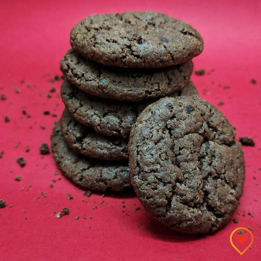 Belgian Chocolate-Cookies