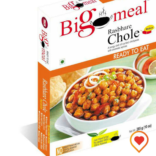 Ready to eat Chole-(285 g, Pack of 2)