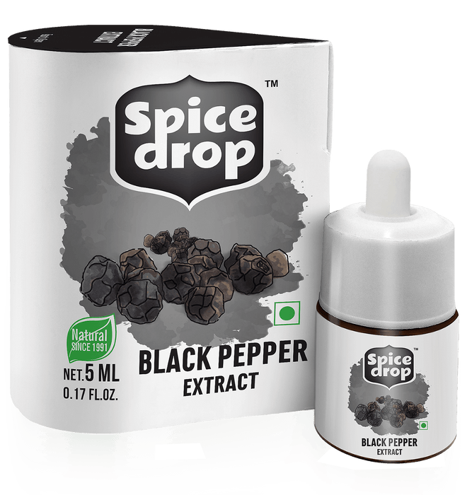 Black Pepper Extract, 5ml
