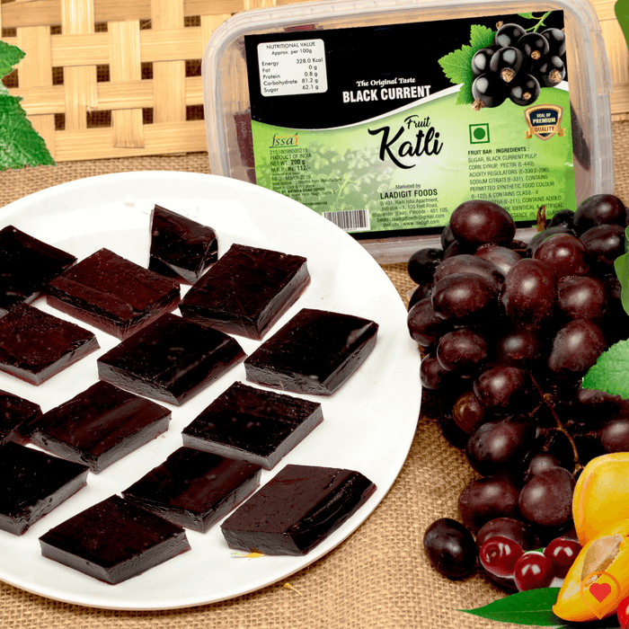 Black Current Katli