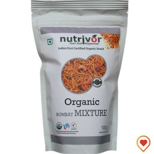 Organic Bombay Mixture