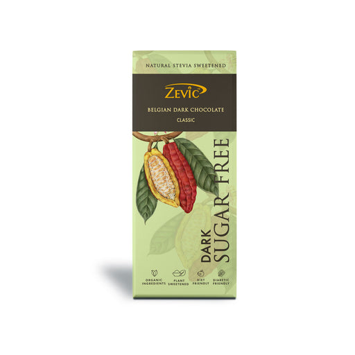Zevic Classic Chocolate With Stevia