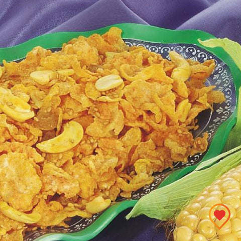 Special Corn Chivda by Mahalaxmi Sweets, Jalgaon