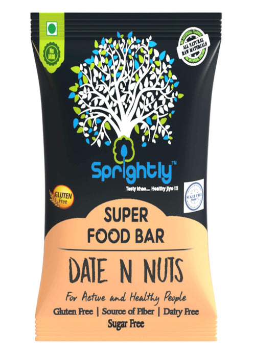 Dates N Nuts Bar