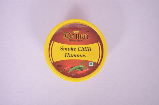 Smoke chilly Hummus