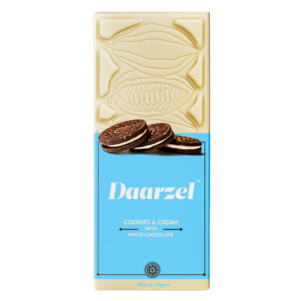 Daarzel - Cookies and Cream