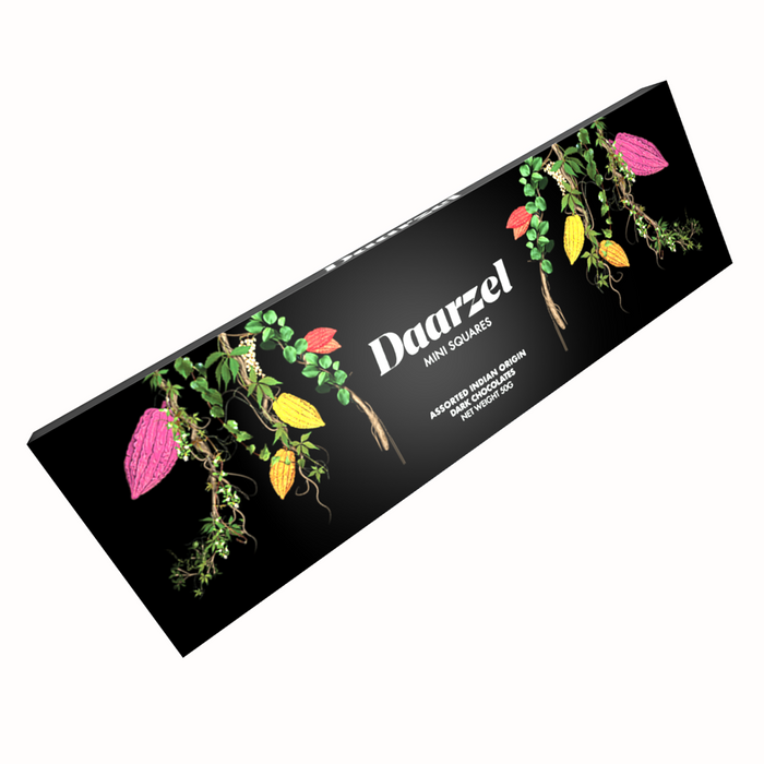 Daarzel - Mini Squares (Assorted Chocolates)