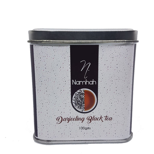 Darjeeling Black Tea | Premium Tea Tin Box