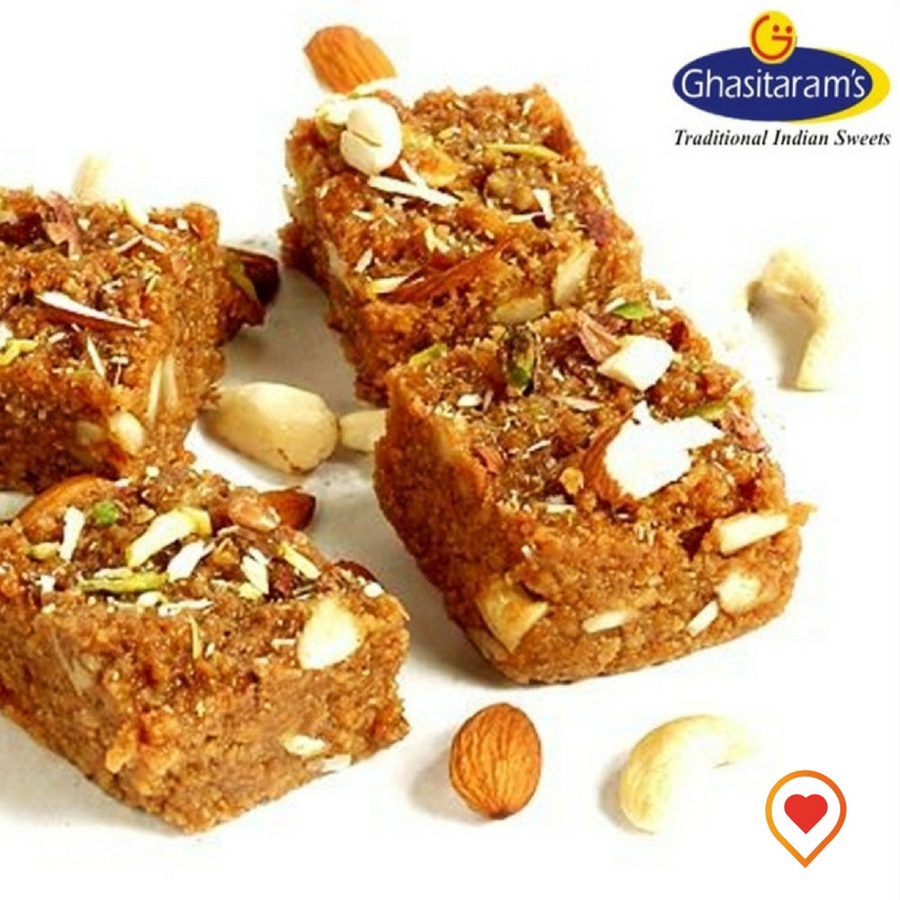 Milk burfi is among the most sought after traditional Indian sweets
