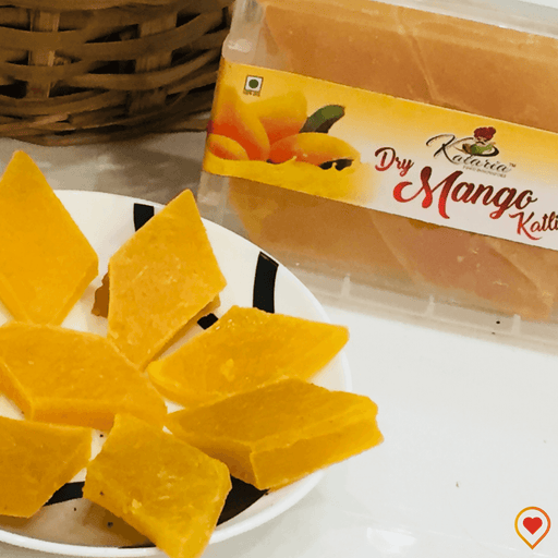 Dry Mango Papad Triangle Box Pack