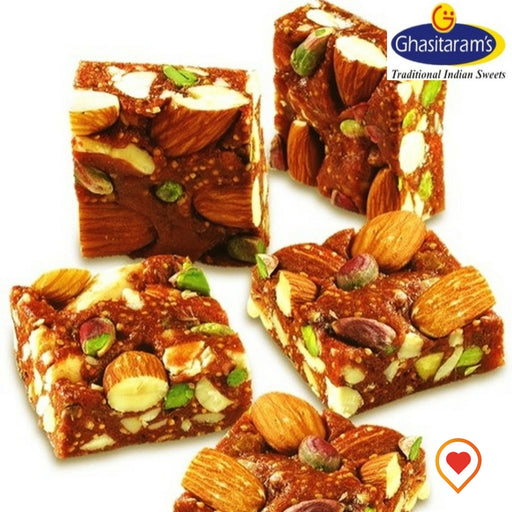 Fusion of all dryfruits and an amazing blend of Anjeer, Almond,Cashew and Pista