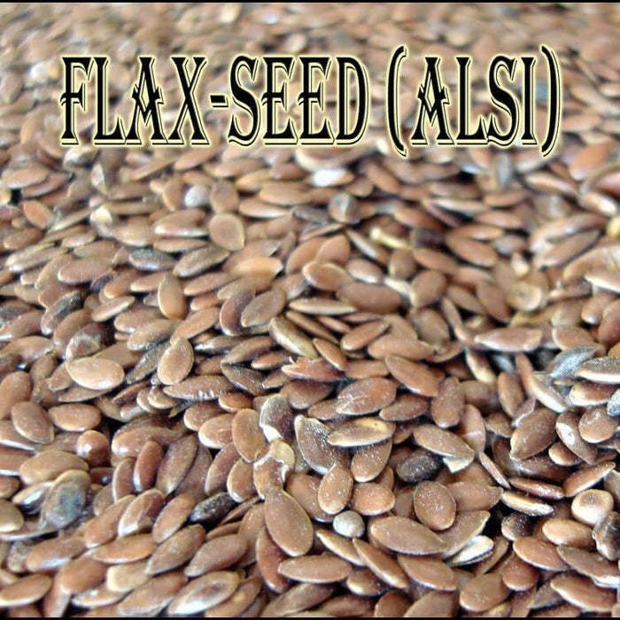 Roasted Flax Seeds (Alsee)