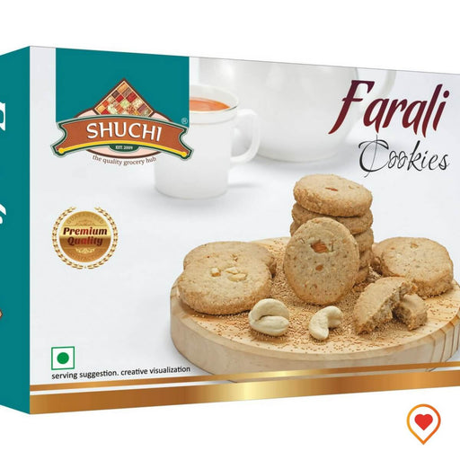 Farali Cookies-(200 g, Pack of 2)