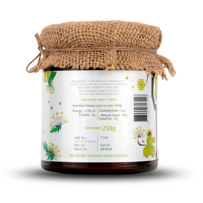 Fennel Honey