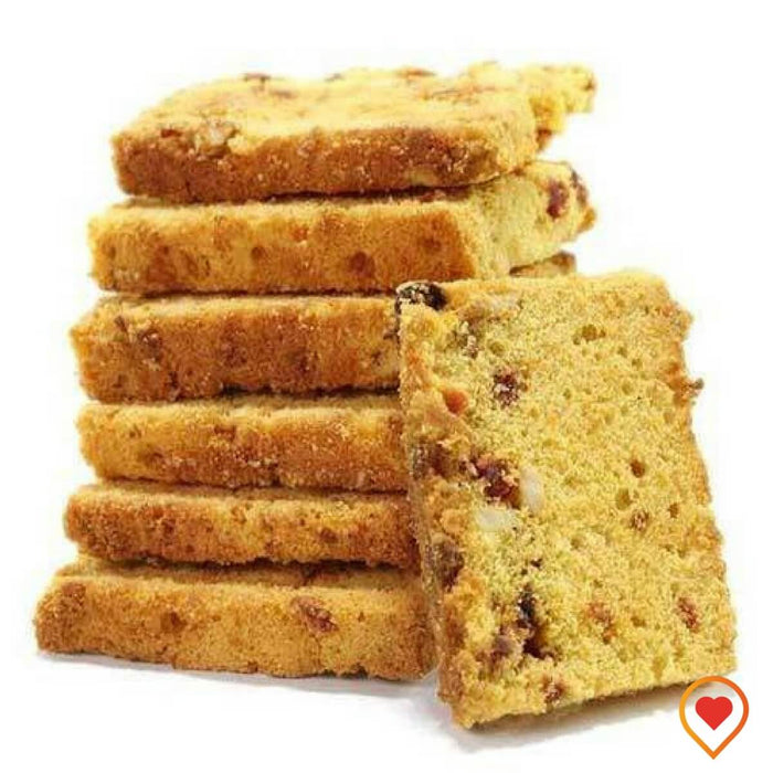 Fruit Rusk- 500 g, (250 g  x Pack of 2)