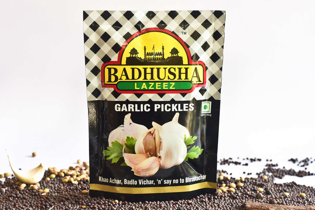 Garlic Pickles 300g+ 50% Extra Free*