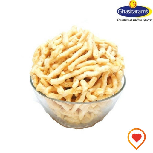 Bhavnagri Gathiya is a crispy and tasty snack, and very popular in gujrat.