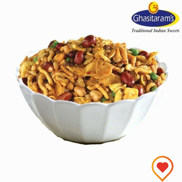 Ghasitaram's special Bombay Mix from its hometown Bombay, With its original taste