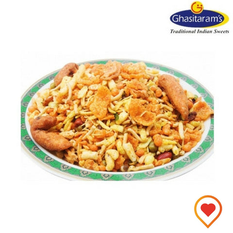 Mix Farsan is a snack, known for its crunchiness and crispiness. These snacks are prepared from the special combinations of handpicked ingredients
