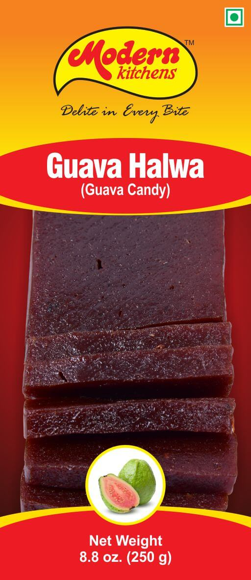 Modern Kitchens Guava Halwa